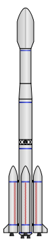 ракета-носитель CZ-3B