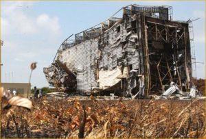 Взрыв 22 августа 2003 г, на космодроме Алкатнара унес из жизни 21 человек