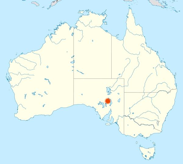 Woomera австралийский испытательный космический полигон