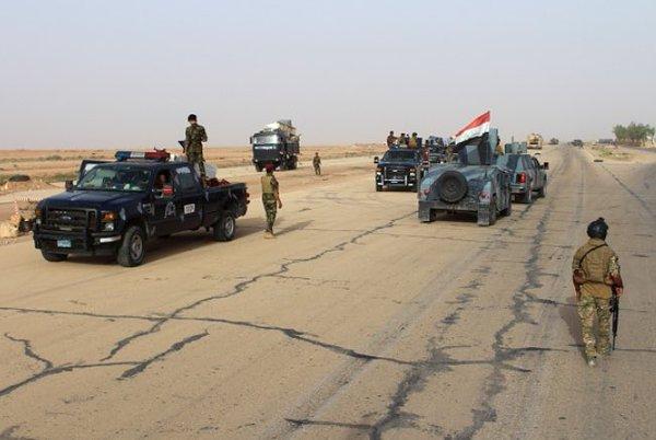 Аль-Анбар - Al-Anbar - Ирак