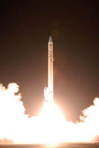 Израильская ракета-носитель Шавит-1