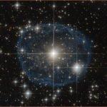 Хаббл сфотографировал  звезду WR 31a класса «Вольфа-Райе».