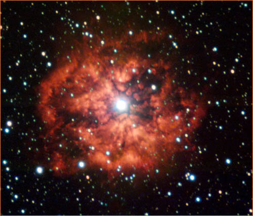 Звезда Вольфа-Райе