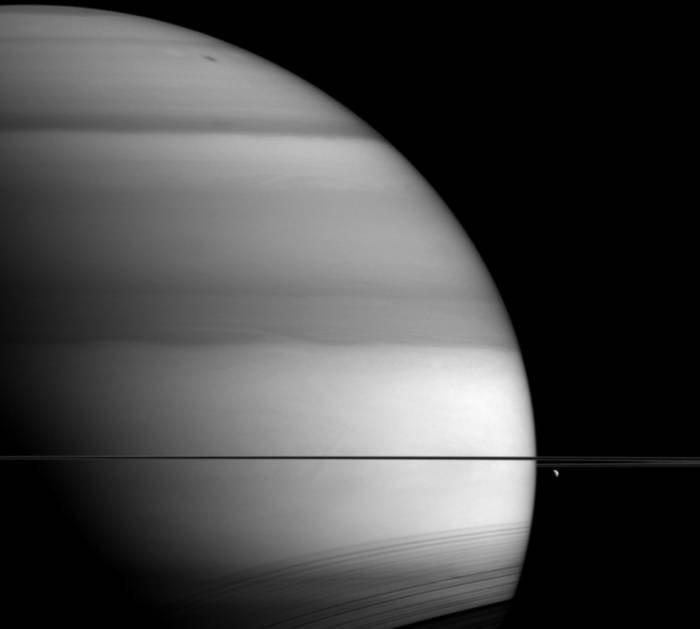 Метановый Сатурн