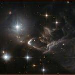 Отражательная способность туманности IRAS 00044+6521.
