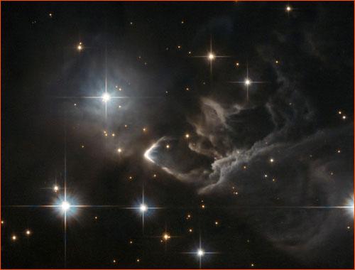Туманность IRAS 00044+6521