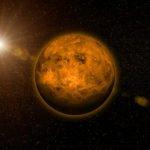 Венера из космоса