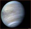 Венера — вторая планета земной группы Солнечной системы.