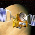 Последние данные со спутника «Венера-экспресс»