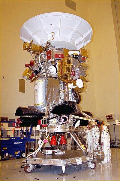 Кассини-Гюйгенс автоматический космический аппарат
