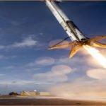 Ракета Falcon 9 компании SpaceX вновь не села на морскую платформу.