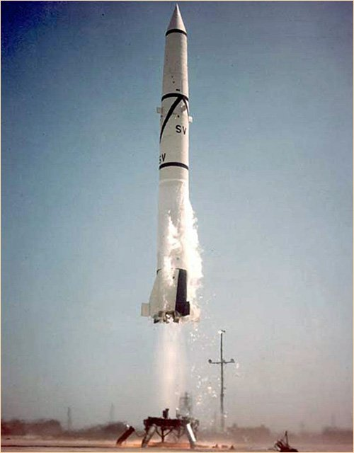 Ракета-носитель Redstones