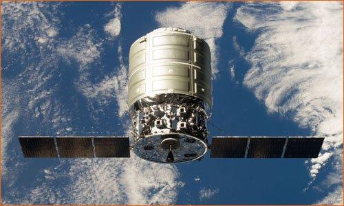 Космический грузовик Cygnus
