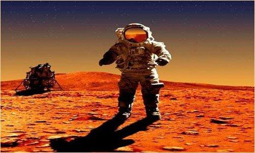 NASA и РОСКОСМОС пранируют освоение Марса