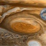 Ученые разгадали природу цвета великого красного пятна Юпитера.