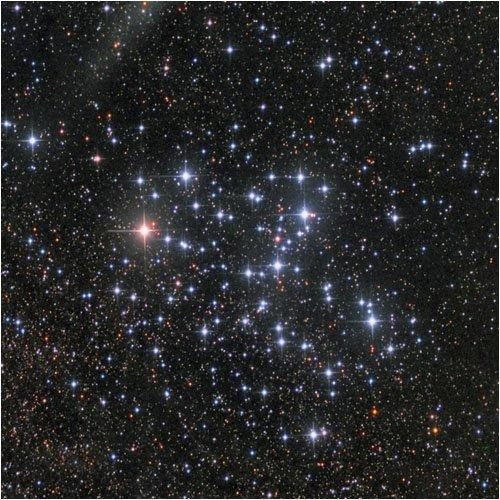 Звездное Скопление Птолемея — Мессье 7