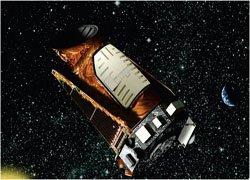 Телескоп Кеплер перешел в аварийный режим в 120 миллионах километрах от Земли.