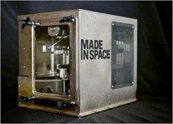 Китайские ученые разработали космический 3D-принтер