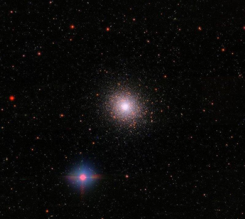 Каталог Мессье М5.