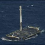 SpaceX успешно посадили ракету Falcon и вскоре снова запустят.