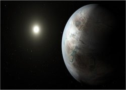 Обнаруженные экзопланеты.