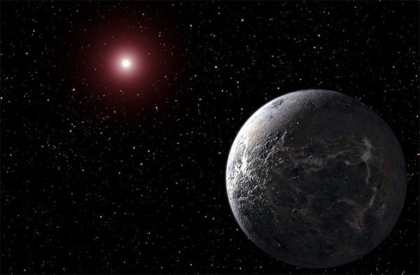 Планеты из фильма Звездные войны Хота