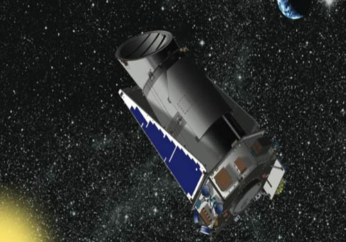 кеплер телескоп