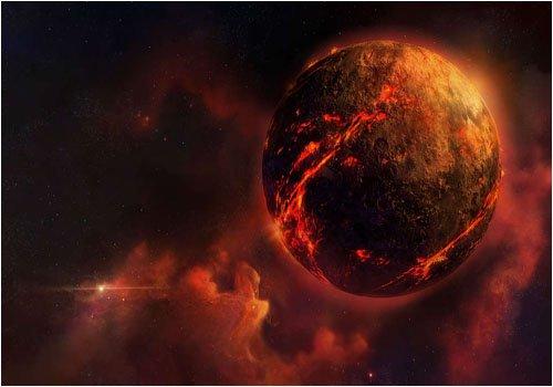 Хтоническая планета
