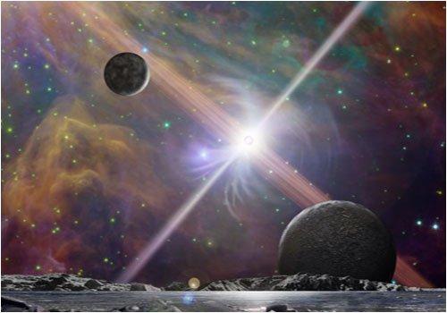 Пульсарная планета